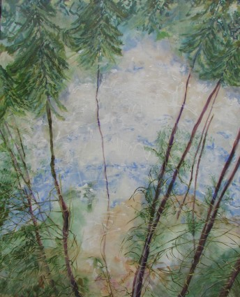 "Capilano Canyon 5. 39"" x 32"""